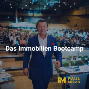 Immobilien Bootcamp mit Paul Misar