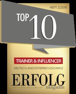 Top 10 Erfolg Magazin | 02-2019